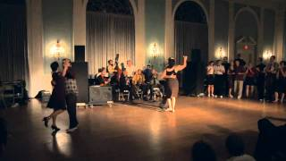 Hot Rhythm Holiday - Collegiate Shag Strictly Finals