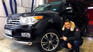 Крузак Кондрашова На Прокачку! Увеличение Мощности Toyota Land Cruiser 200. ЧИП ТЮНИНГ!