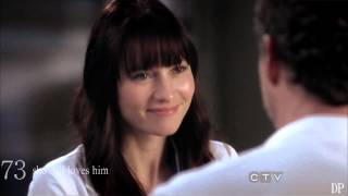 100 Reasons Mark And Lexie Belong Together
