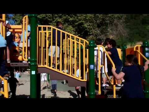 Duarte Opens New Playground at Glenn Miller Park