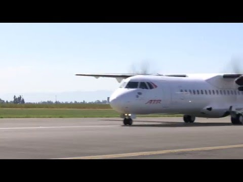 ATR 4 US aircraft tours Dallas and Seattle