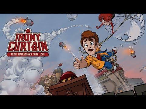 Irony Curtain: From Matryoshka with Love Launch Trailer thumbnail