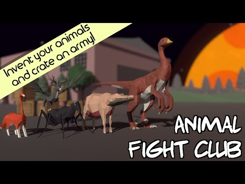 Animal Fight Club - Trailer thumbnail