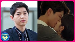 Here's How Song Joongki Reacted to Song Hyekyo's Romance in [Encounter]... According to Park Bogum