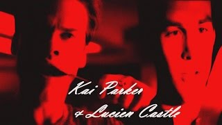 Andrew Lees, Kai & Lucien♦Parallels♦Just like animals