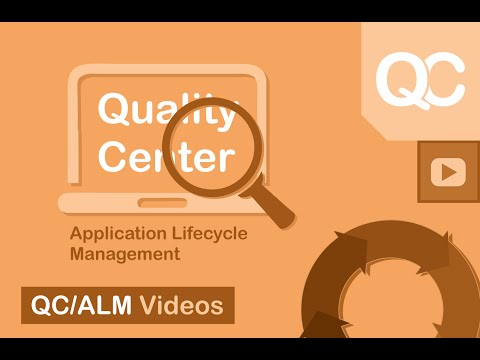 Quality Center/ALM Orientation Session Ver-12.0 HP QC Tutorial ...