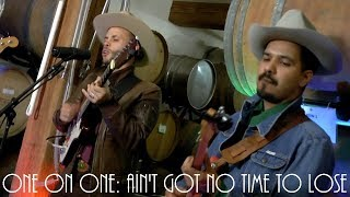 Cellar Sessions: Charley Crockett - Ain't Got No Time To Lose October 2nd, 2017 City Winery New York