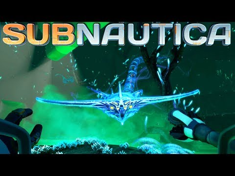 JUVENILE GHOST LEVIATHAN ATTACK!! [Ep. 77]   Subnautica