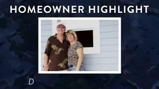 Homeowner Highlight: Donnie and Linda Mikulenka