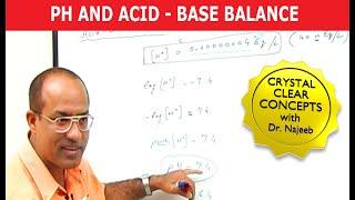 pH and Acid-Base Balance - Biochemistry