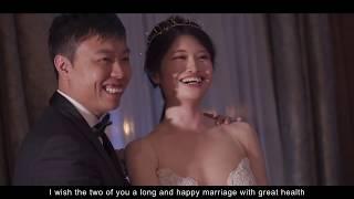 溫哥華海外婚禮/Vancouver海外婚錄推薦/美式婚禮/Simon+Vienna