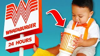 Top 10 Untold Truths Of Whataburger!!!