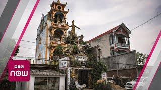 Ngôi nhà như động Ngưu Ma Vương tại Hưng Yên