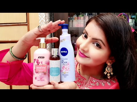 TOP 3 BODY LOTION FOR WINTERS FOR ALL SKIN TYPE | RARA | SKINCARE |