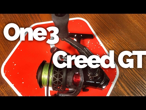 Reel Reviews – The One3 Creed GT Spinning Reel