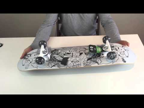 Oxelo Skateboard Review