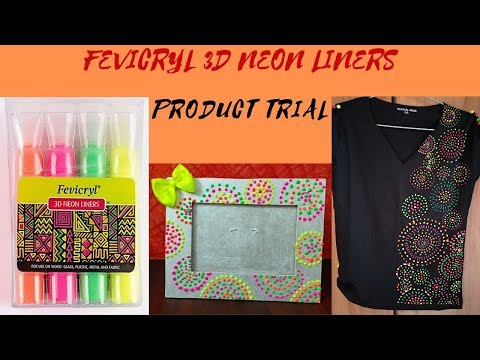 Diy projects using Neon Liners for beginners