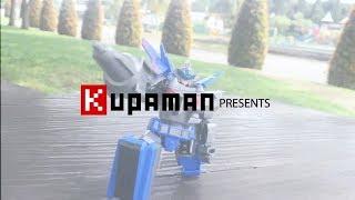Review Mainan Robot Saver Space Guardian Oleh Kupaman