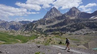 Adventure Up High  -  Hiking The Continental Divide Trail Documentary