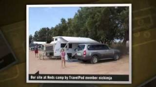 preview picture of video 'Amazing Beautiful Crystal clear water Nickimja's photos, Australia (neds camp ground exmouth)'