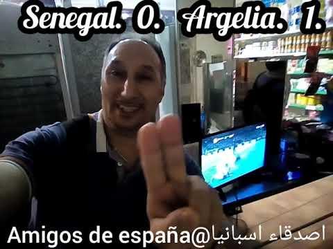 #Amigos de España#اصدقاء اسبانيا#Argelia campeon de Africa# الجزائر بطل افريقيا 2019