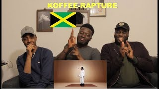 Koffee Rapture A COLORS SHOW (REACTION)