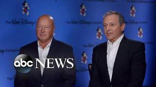 Bob Iger steps down as CEO at Walt Disney Co. | WNT