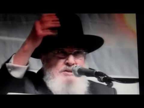 צפו: תיעוד נוסטלגי של  רבי ברוך מרדכי אזרחי על מרן