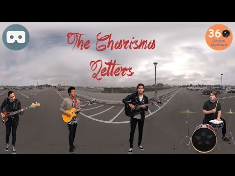 360 VR OFFICIAL MUSIC VIDEO - THE CHARISMA - LETTERS (PRODUCED BY LINDERO EDUTAINMENT)