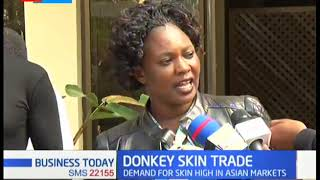 Donkey Skin Trade: Demand for donkey skin high in Asian Markets, Abattoirs raking in huge revenues