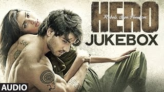 Hero Full Audio Songs JUKEBOX | Sooraj Pancholi, Athiya Shetty | T-Series