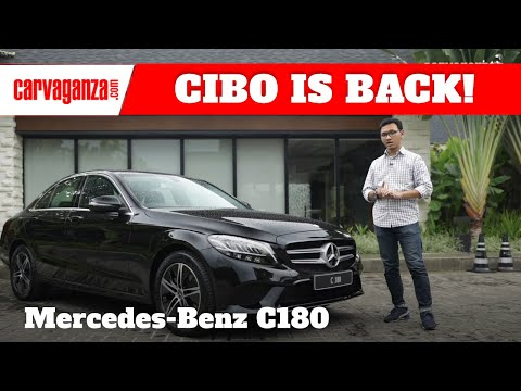 Mercedes Benz C180 - First Impression | CARVAGANZA