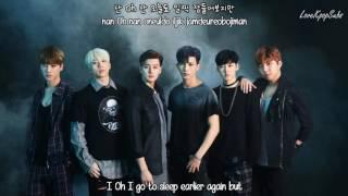 U-KISS - Even When I Close My Eyes (눈을 감아도) [English subs + Romanization + Hangul] HD