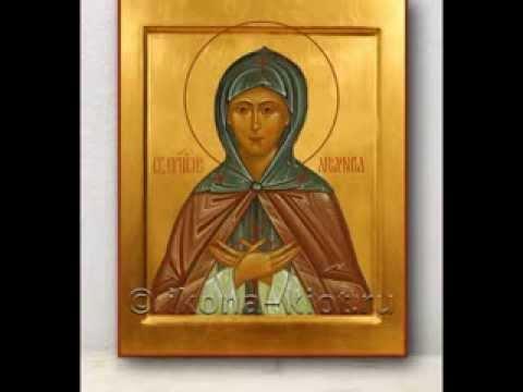 Жития Святых. Преподобная Аполлинария,Египетская,  подвизалась в мужском образе. (ок  470)