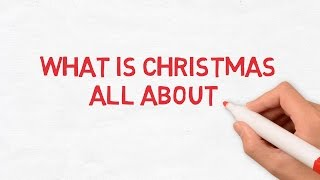 What exactly is Christmas all about?