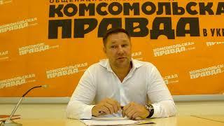 Константин Стогний о нападении на журналиста «Надзвичайних новин»
