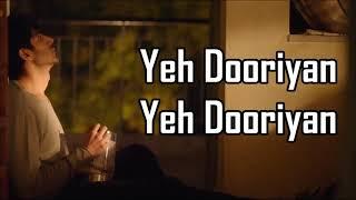 LYRICS: Yeh Dooriyan   Love Aaj Kal 2   Mohit   - YouTube