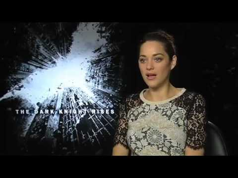 Marion Cotillard talks about Tom Hardy