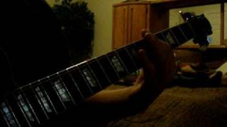 Art of Dying -Completely guitar