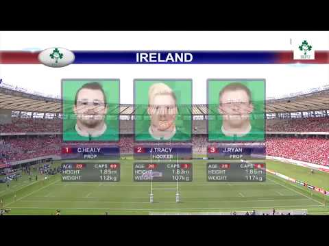 Irish Rugby TV: Japan v Ireland - Second Test Match Highlights