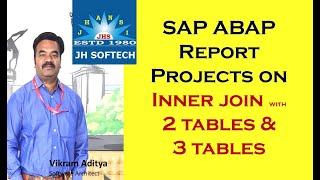 SAP ABAP Inner Joins