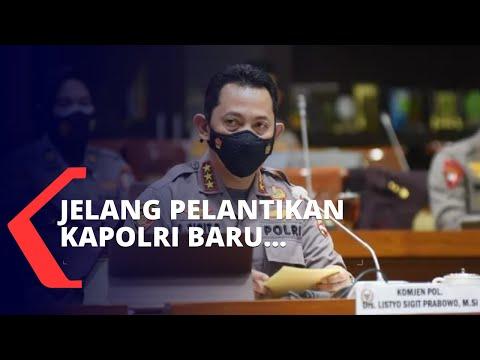 Presiden Jokowi akan Lantik Komjen Listyo Sigit Prabowo Jadi Kapolri Hari Ini, Rabu 27 Januari 2021