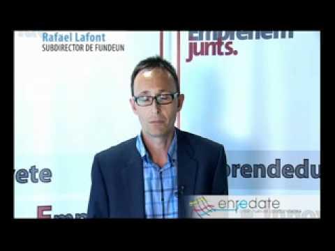 Entrevista a Rafael Font, Subdirector de FUNDEUN