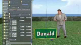 Second Life Textures Tutorial: Week 4 Skills Demo