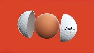 Velocity Orange Golf Balls-video