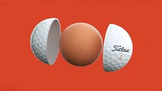 Velocity Golf Balls - Personalized-video
