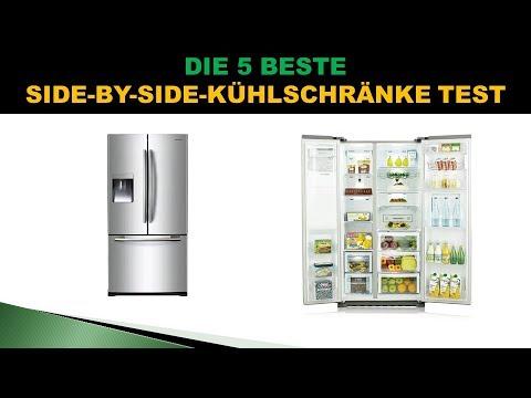 Besten Side by Side Kühlschränke Test