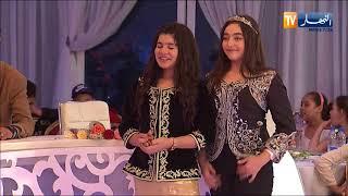 إيناس ونورهان يقدمان تمثيلية في بلاطو zapping العيد