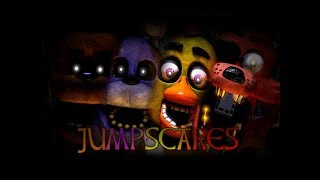fnaf ultimate custom night all jumpscares slow motion - TH-Clip