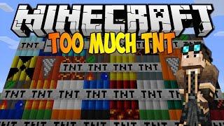 Minecraft - Too Much TNT : Il Laboratorio di Lyon - Le Migliori Mod